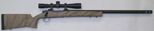 New Accuracy Systems Desert Sniper Long range